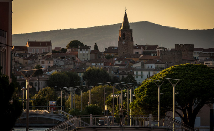 История города Фрежюс