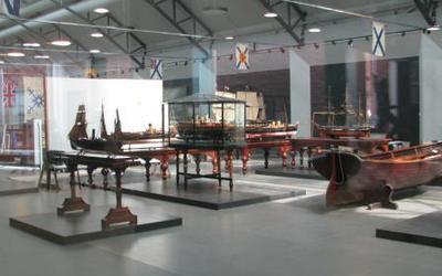 Фрежюс Музей Военно-морских сил