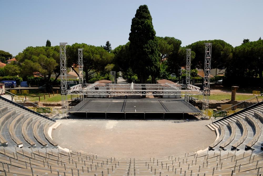 Авеню Римского театра